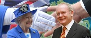 handshake of history